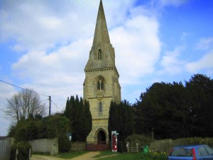 Steeple Claydon
